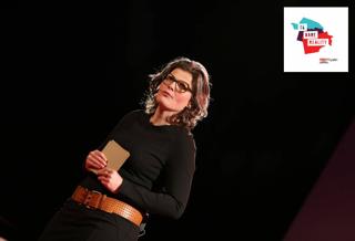 Amanda de Voogd TEDXFryslân